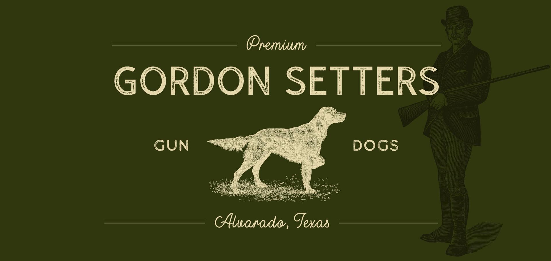 Gordon Setter Breeders